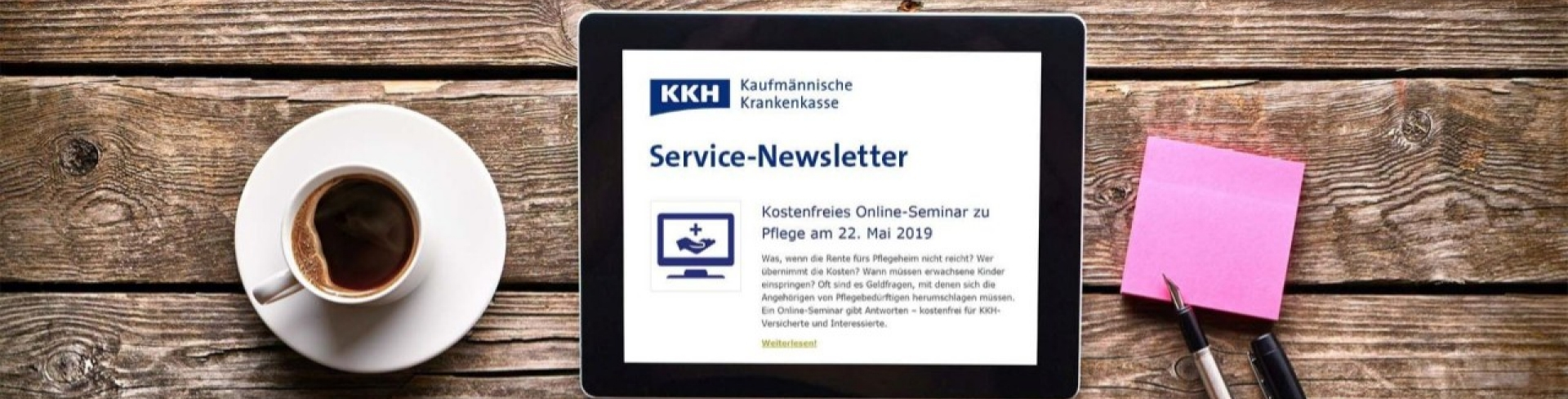 KKH Service-Newsletter